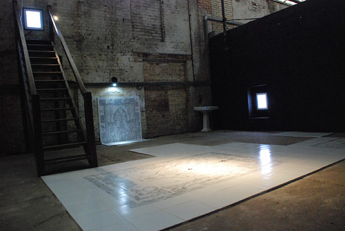 """""""Contained"""" by Elena Cecchinato at Area 10 Project Space 