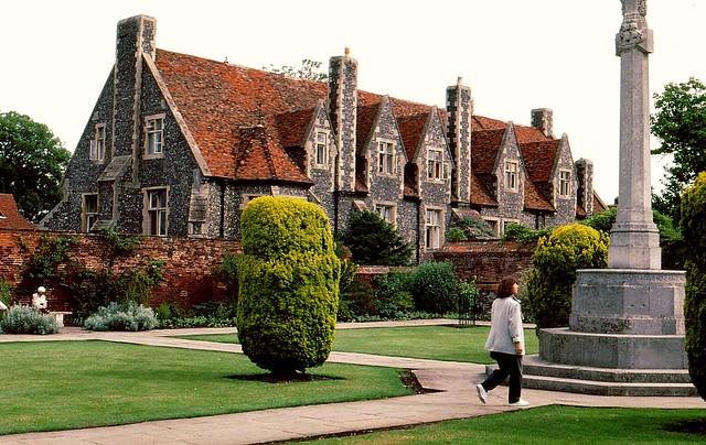 Greatbritain , Unterwegs in Canterbury   - 2, 12345