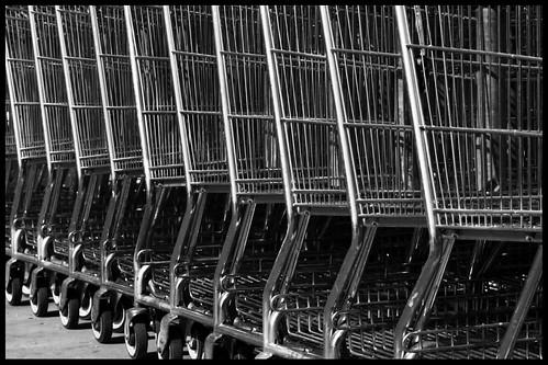Shopping Carts | by Big Grey Mare