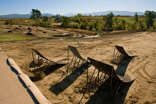 Ramps and SX track