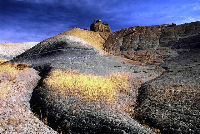 Colorful Badlands