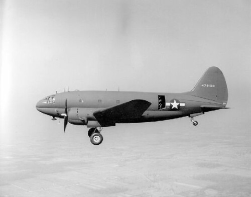 Curtiss : C-46 : Commando