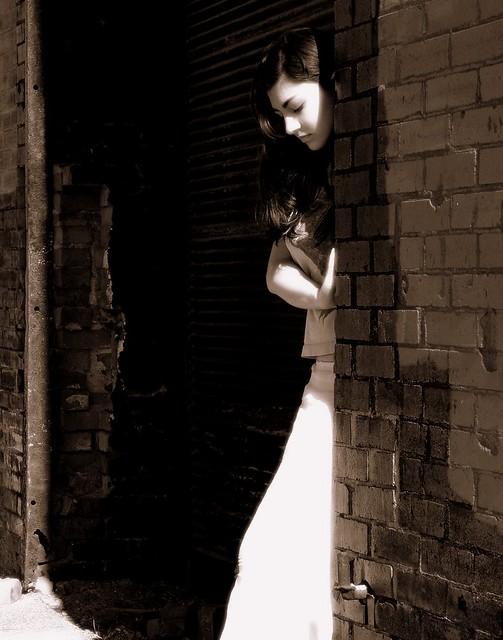 Megan in Brick