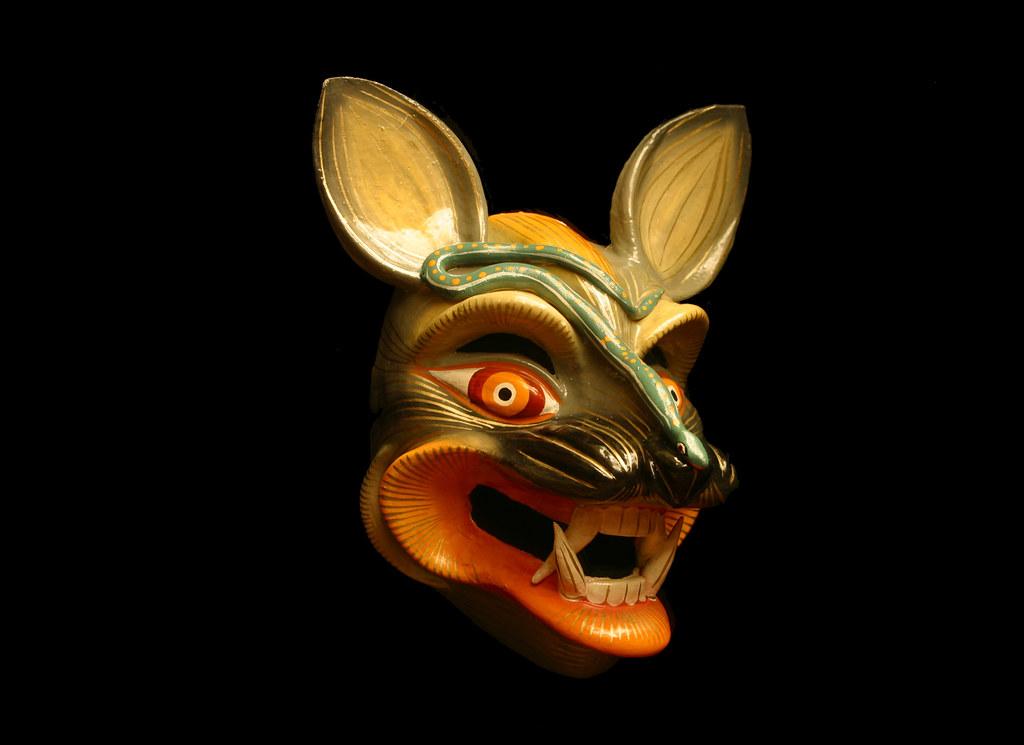 Peruvian (Cusco) carnival mask   Peruvian (Cusco) carnival m…   Flickr
