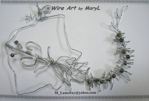 Cool Wire Art