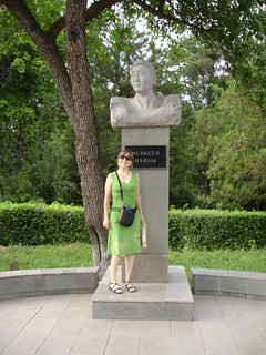 Me at Bishkek