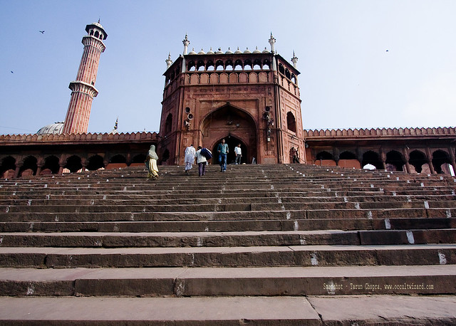 Entrance Jama masjid