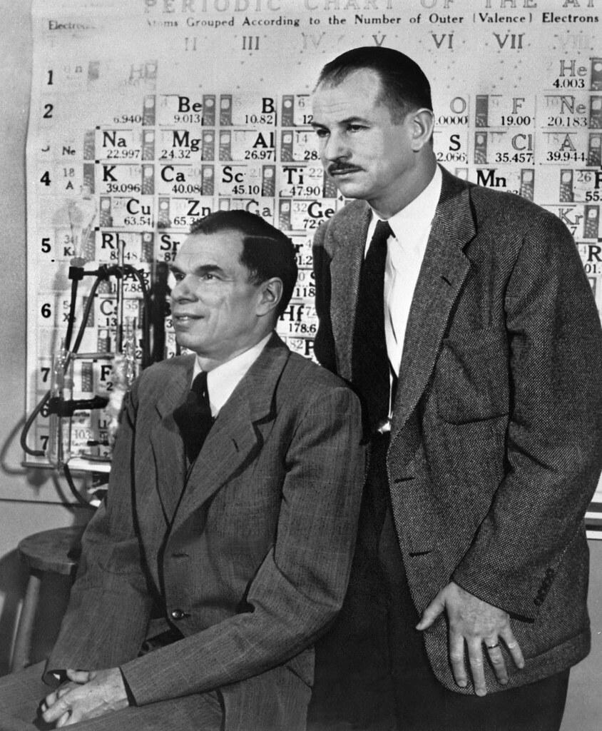 Get Free Credit Report >> Glenn T. Seaborg and Edwin M. McMillan | Edwin M. McMillan ...