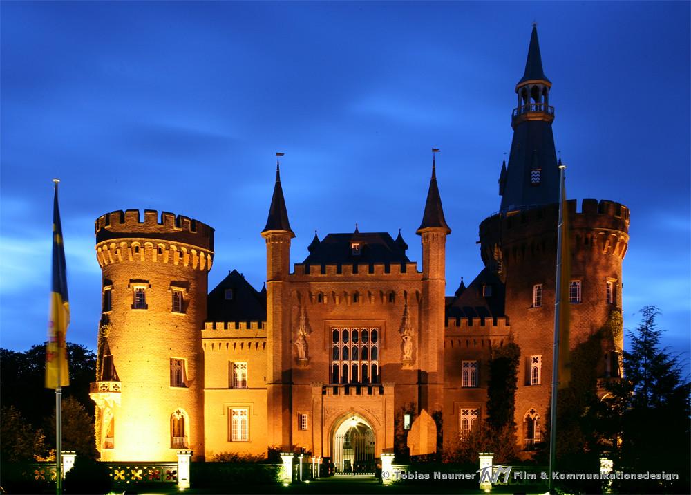 Disney Schloss Vorbild