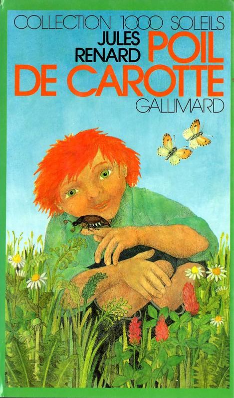 1000 soleils poil de carotte Jules Renard