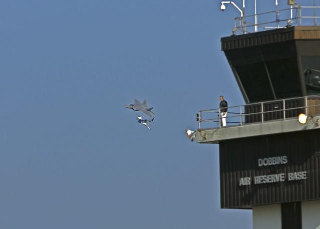 Heritage Flight at Dobbins