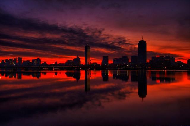 Boston Sunrise