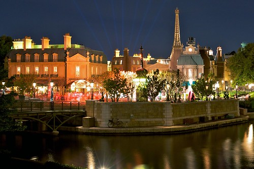 Epcot - France Pavilion | by Matt Pasant