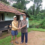 With Uday kumar,support Baghamandala,coorg