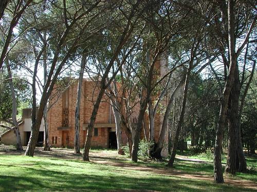 Walter Burley Griffin's Incinerator in Westbourne Woods