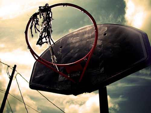 Basketball in the Skies | by Raymond Brown