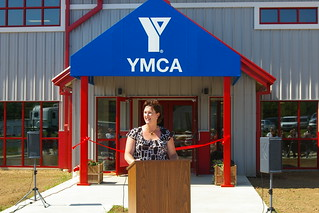 YMCA Phase II Facility Expansion Grand Opening | by eagle102.net