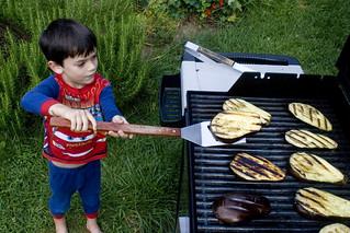 natural born griller (kid chef) | by woodleywonderworks