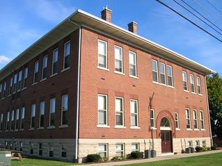 091308 Camden Public School--Camden, Ohio (11)   by oldohioschools