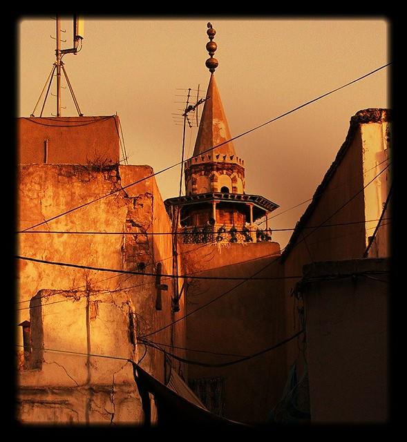 TUNESIEN, Tunis - unterwegs in der Altstadt,