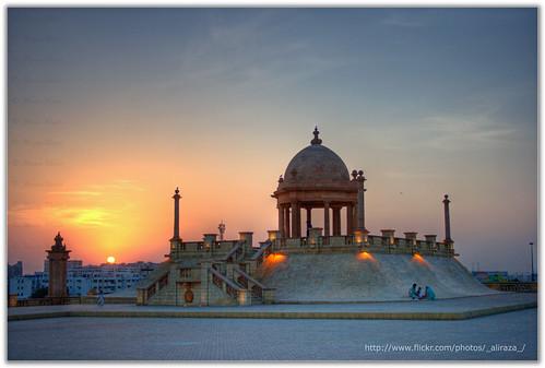 Jahangir Kothari, Karachi.   by Aliraza Khatri