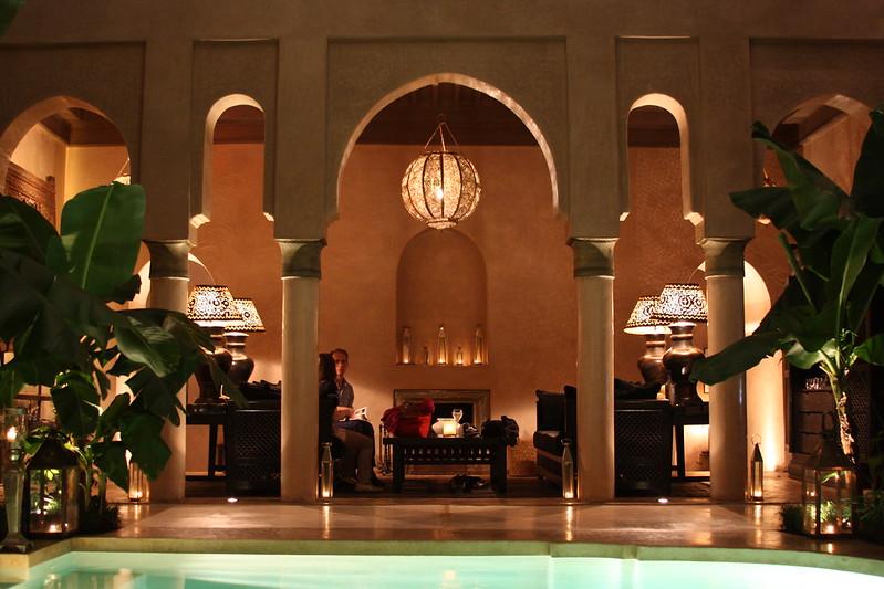 Riad Noir D'ivoire, Marrakech