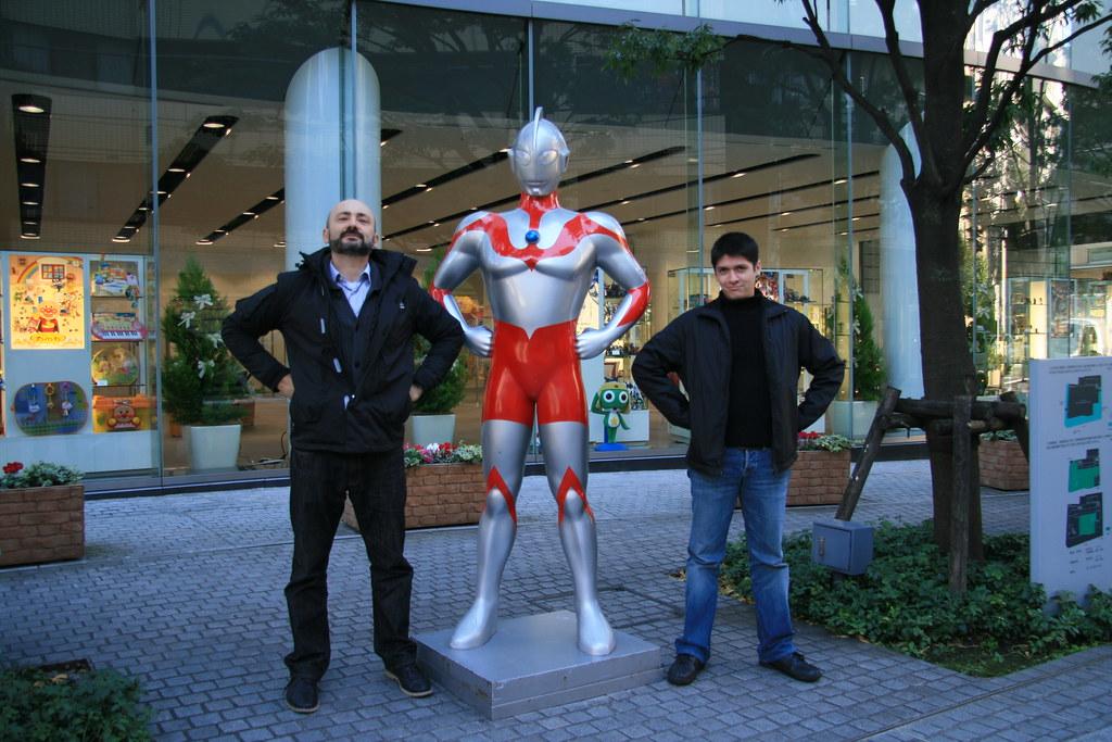 Bandai heroes