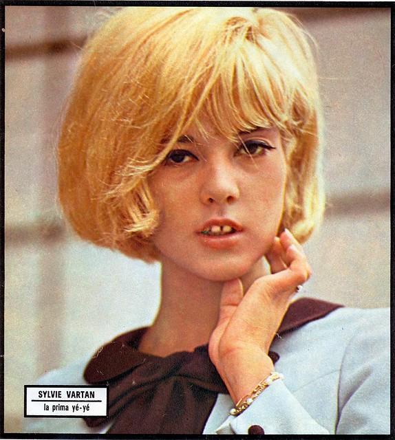 sylvie vartan - french singer