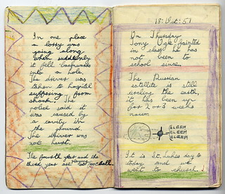 Diary - October 1957 | by Crowcombe Al