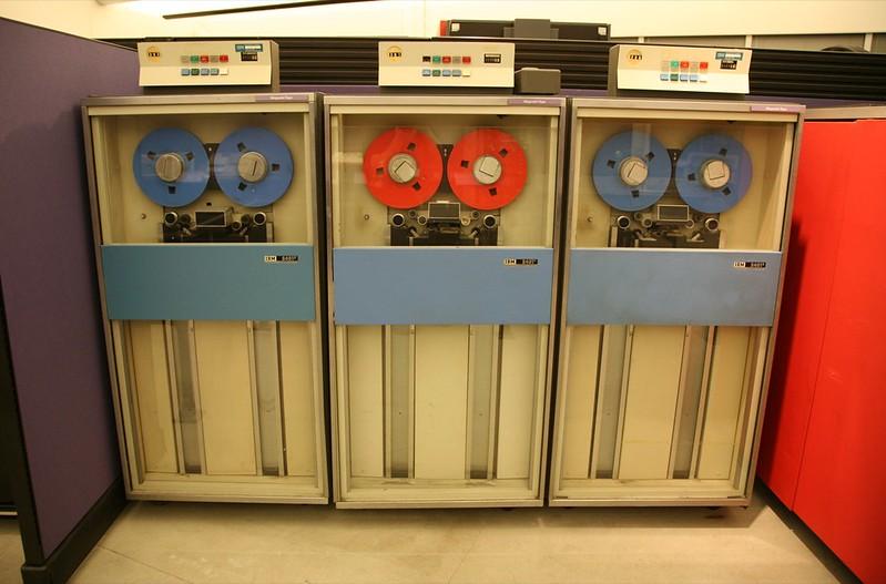 IBM 2401 Magnetic Tape Unit