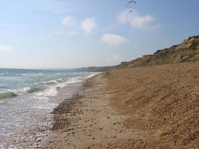Near Milford-on-Sea