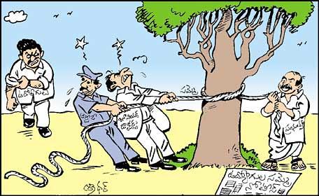 cartoon | nice cartoon by sridhar in eenadu  | uvramna | Flickr