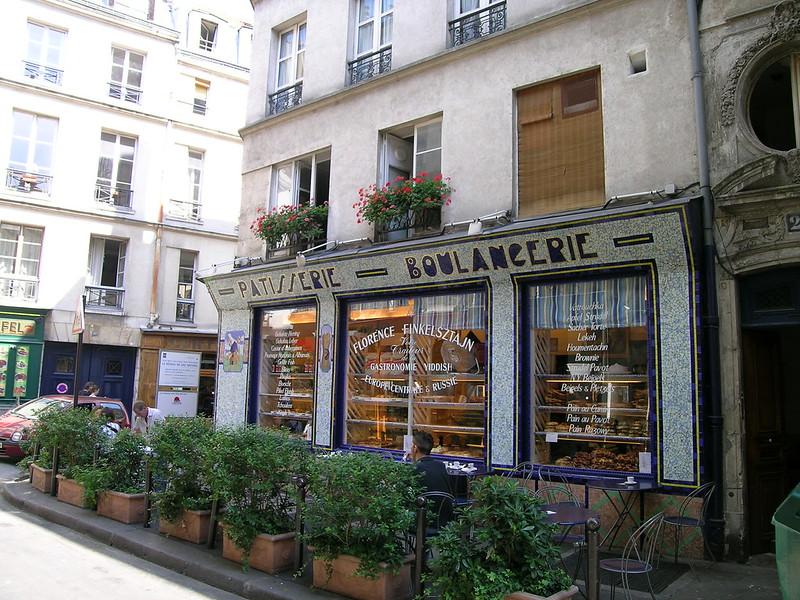 Boulangerie Yiddish