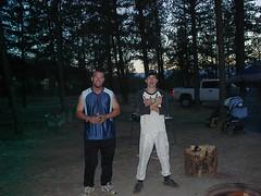 Rob and Greg