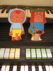 Two Toys by Mia Hansen