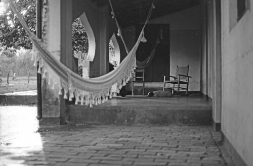 Yaguaron porch
