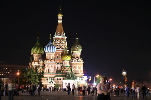 St Basil's Cathedral | by Sigs66