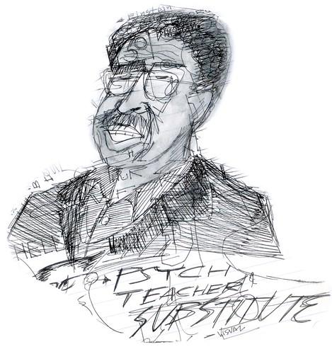 Psychology 101 Substitute Teacher, 1988