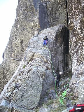 Escalada ao Cantaro Magro 012