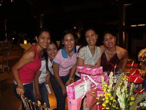 Grand EB - charie, me, tin, wella & mec