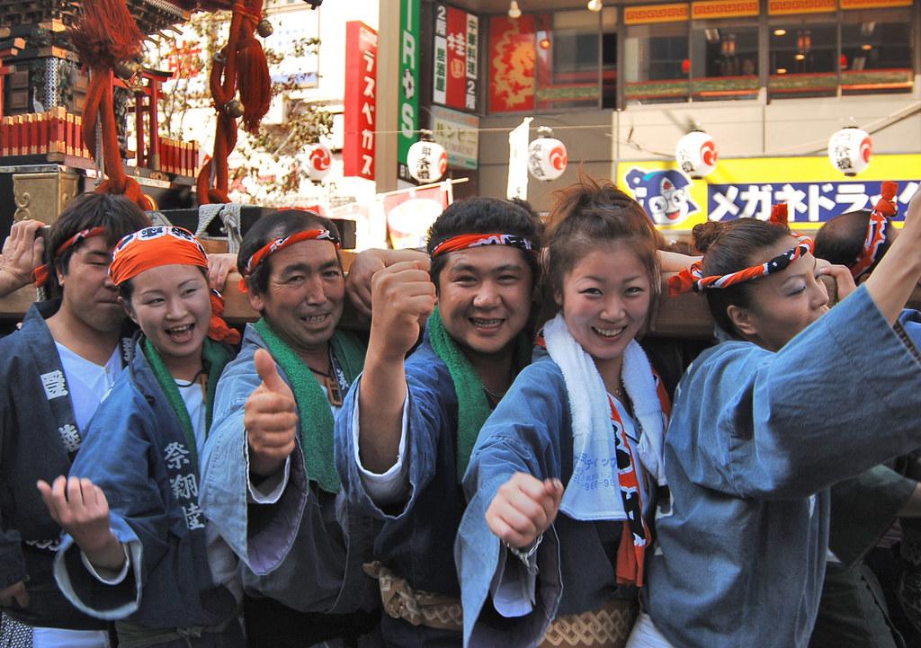 Series Festival of Shibaura in Tokyo