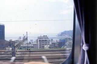 1989 JULY - JAPAN - DALLO SHINKANSEN