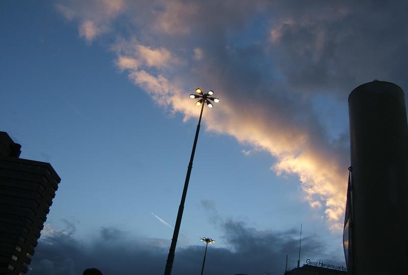 rotterdam streetlights