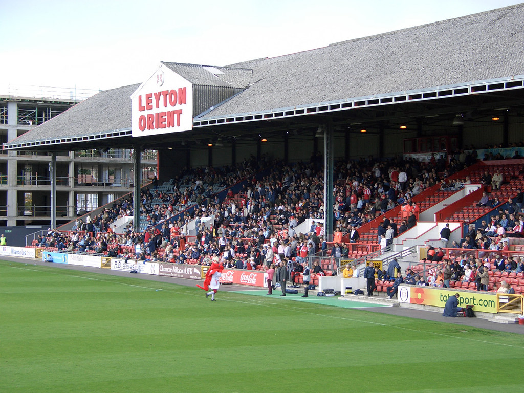 Image result for leyton orient