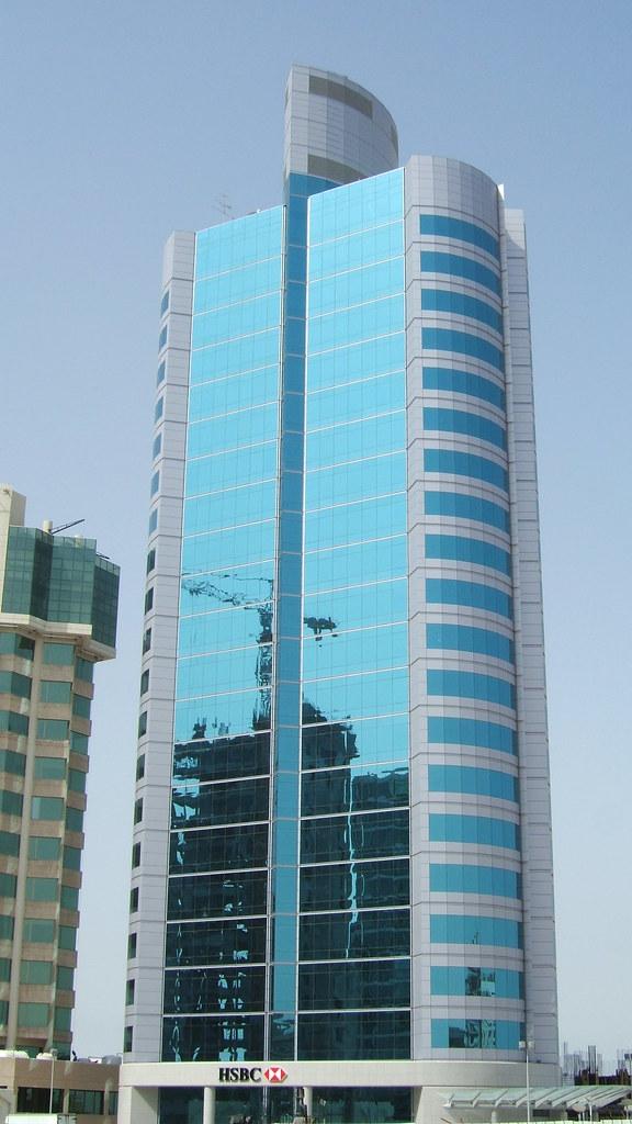 HSBC Building, Kuwait City | Darryl Dias | Flickr