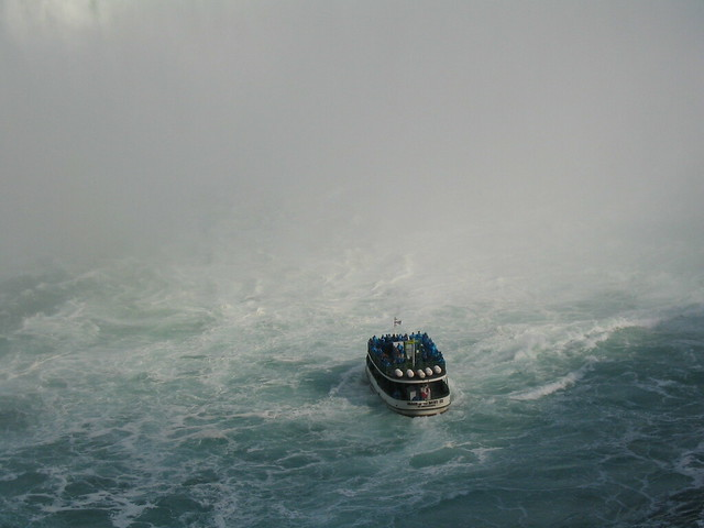 Entering The Mist