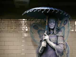 subway fairy | by (michelle)