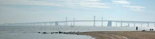 Chesapeake Bay Bridge - Pano | by delgaudm