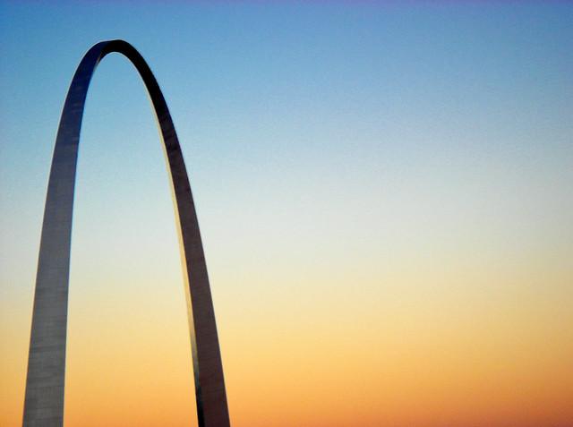 St Louis - Gateway Arch