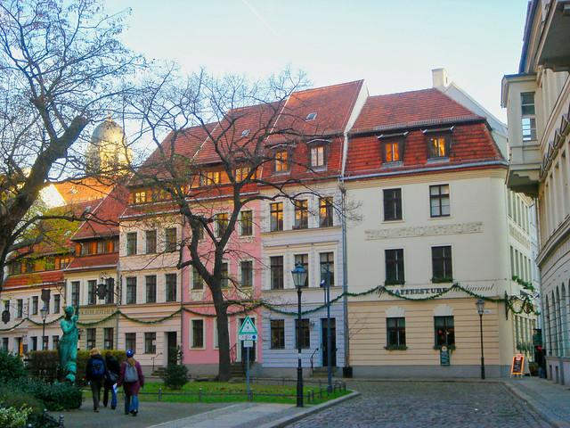 Berlin - Poststraße 3